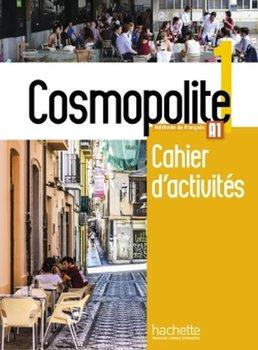 Cosmopolite 1. Zeszyt ćwiczeń + CD-Opracowanie zbiorowe