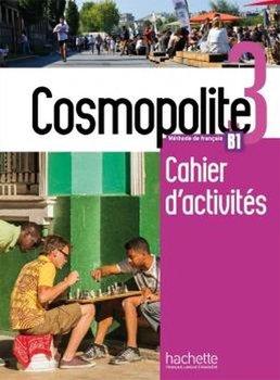 Cosmopolite 3. Zeszyt ćwiczeń + CD-Opracowanie zbiorowe