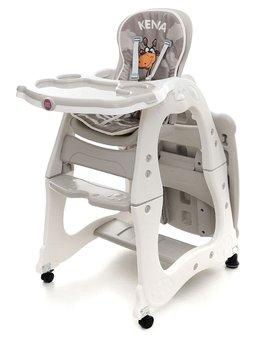 Coto Baby, Kenia, Krzesełko do karmienia, Beige-Coto Baby