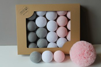Cotton Balls Soft Powder 10 szt.-MIA home