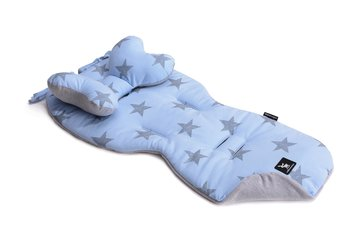 Cottonmoose, Butterfly, Wkładka do wózka, Blue Star-CottonMoose