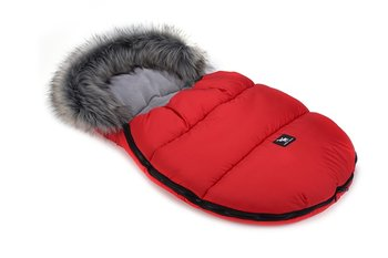 CottonMoose, Śpiworek do wózka, Mini Moose, Czerwony-CottonMoose