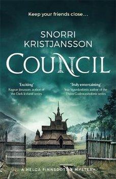 Council: Helga Finnsdottir Book II-Kristjansson Snorri