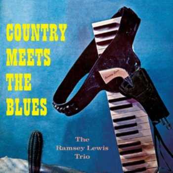 Country Meets The Blues-Ramsey Lewis Trio