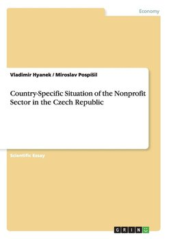 Country-Specific Situation of the Nonprofit Sector in the Czech Republic-Hyanek Vladimir
