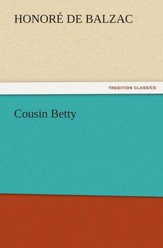 Cousin Betty-De Balzac Honore