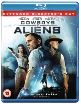 Cowboys and Aliens (brak polskiej wersji językowej)-Favreau Jon