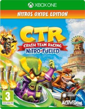 Crash Team Racing: Nitro-Fueled - Nitros Oxide Edition-Beenox Inc.