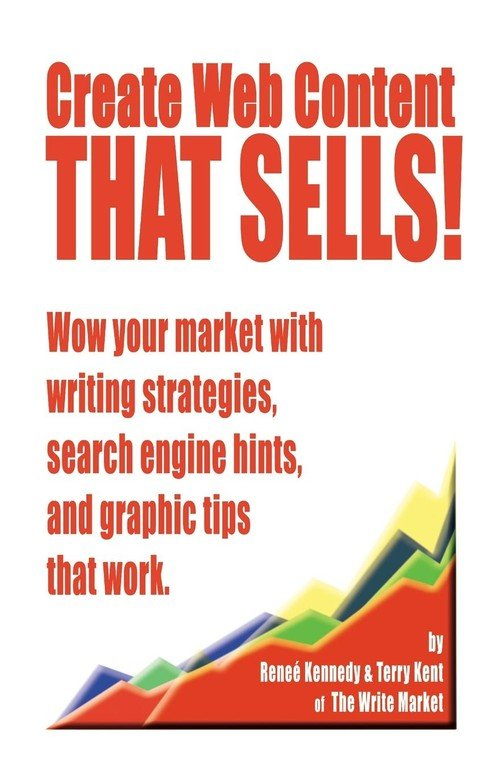 Professional writing website content that sells