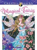 Creative Haven Magical Fairies. Coloring Book-Sarnat Marjorie