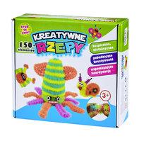 Creative Kids, kreatywne rzepy, 150 elementów