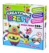 Creative Kids, kreatywne rzepy, 400 elementów