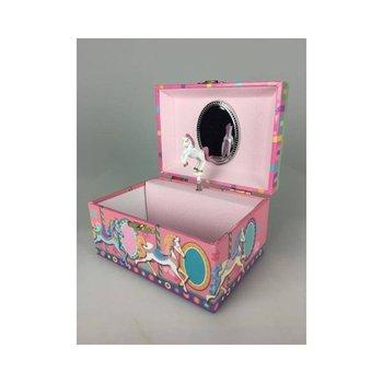 Creative Tops, pudełeczko - pozytywka z konikami-Creative Tops