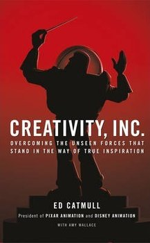 Creativity, Inc.-Catmull Ed