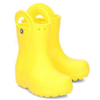 Crocs, Kalosze chłopięce, Handle It Rain Boot, rozmiar 3233