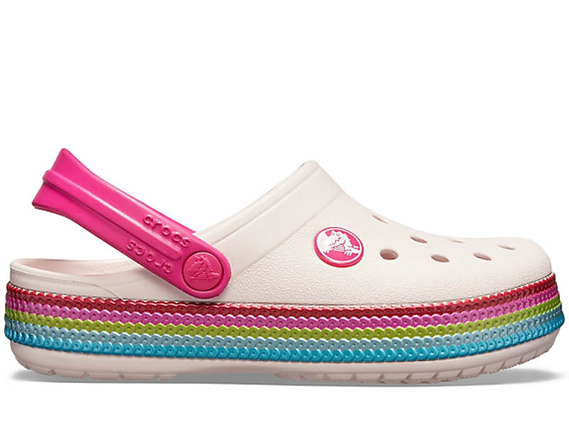 Crocs, Klapki dziecięce, Classic Slide, rozmiar 34 12