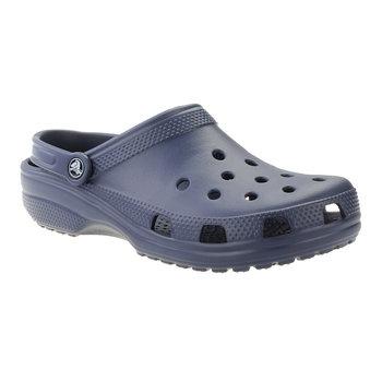 "Crocs, Klapki męskie, Classic Roomy Fit ""Navy"", rozmiar 43/44-Crocs"