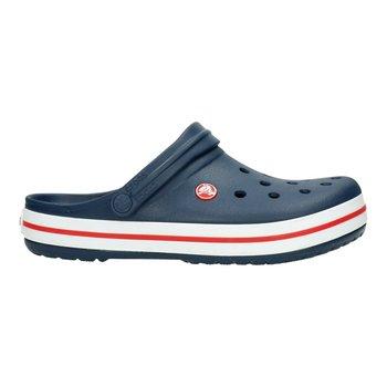 """Crocs, Klapki męskie, Crocband """"Navy"""", rozmiar 43/44-Crocs"""