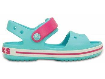 Crocs, Sandały dziecięce, Crocband Sandal Kids, niebieski, rozmiar 28 1/2-Crocs