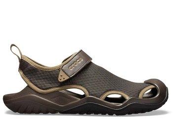 Crocs, Sandały męskie, Swiftwater Mesh Deck, rozmiar 39 1/2-Crocs