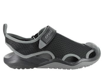 Crocs, Sandały męskie, Swiftwater Mesh Deck, rozmiar 45 12