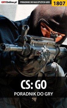 CS GO. Poradnik do gry-Telesiński Łukasz Qwert