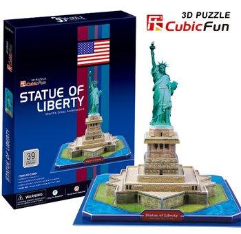 Cubic Fun, puzzle 3D Statua Wolności-Cubic Fun