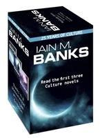 Culture. 25th Anniversary Box Set-Banks Iain M.