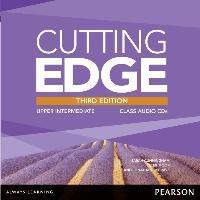 Cutting Edge 3rd Edition Upper Intermediate Class CD-Bygrave Jonathan, Cunningham Sarah, Moor Peter