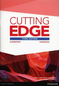 Cutting Edge Elementary Workbook - Cunningham Sarah, Moor Peter, Cosgrove Anthony