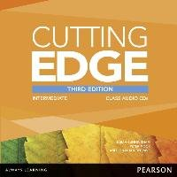 Cutting Edge Intermediate Class CD-Cunningham Sarah, Bygrave Jonathan, Moor Peter