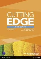 Cutting Edge Intermediate Students' Book with DVD and MyEnglishLab Pack-Moor Peter, Cunningham Sarah, Bygrave Jonathan