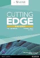 Cutting Edge Pre-Intermediate Students' Book with DVD and MyEnglishLab Pack-Moor Peter, Cunningham Sarah, Crace Araminta