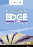 Cutting Edge Starter New Edition Students' Book with DVD and MyLab Pack - Moor Peter, Cunningham Sarah, Crace Araminta