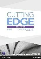 Cutting Edge Starter New Edition Teacher's Book and Teacher's Resource Disk Pack-Crace Araminta