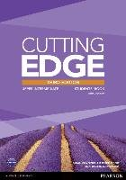Cutting Edge Upper Intermediate Students' Book with DVD and MyEnglishLab Pack-Moor Peter, Cunningham Sarah, Bygrave Jonathan