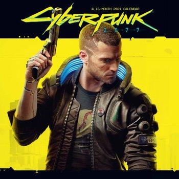 Cyberpunk 2077 - kalendarz 2021
