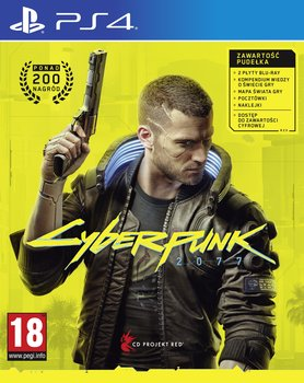 Cyberpunk 2077-CD Projekt Red