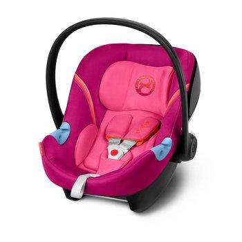 Cybex, Aton M, Fotelik samochodowy, 0-13 kg, Passion Pink-Cybex