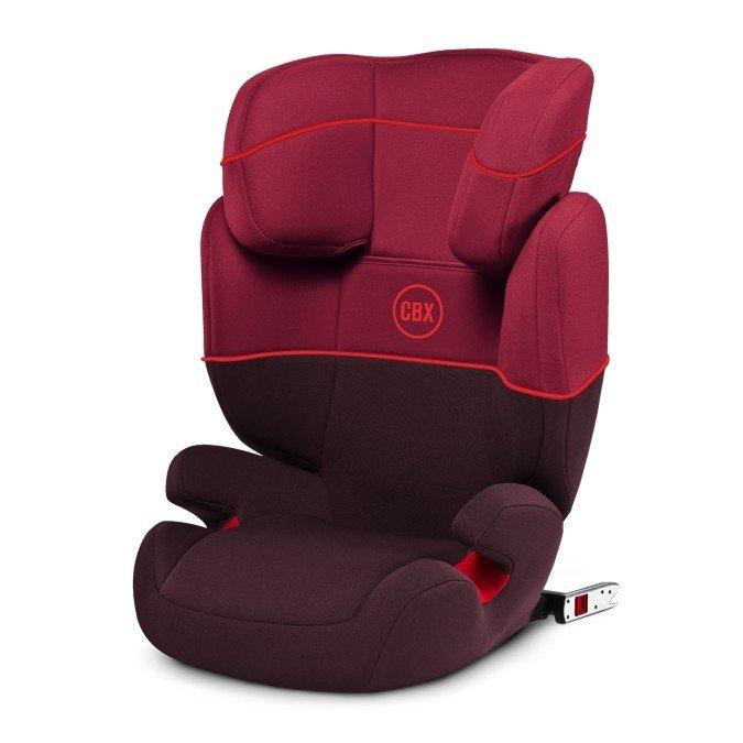 cybex free fix fotelik samochodowy 15 36 kg rumba red. Black Bedroom Furniture Sets. Home Design Ideas
