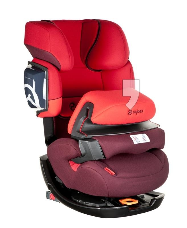cybex pallas 2 fix fotelik samochodowy 9 36 kg rumba red 2015 cybex sklep empik com. Black Bedroom Furniture Sets. Home Design Ideas