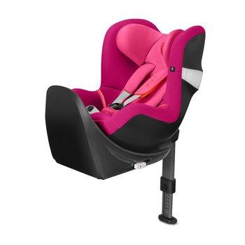 Cybex, Sirona M2 I-size, Fotelik samochodowy z bazą, 0-18 kg, Pink Passion-Cybex