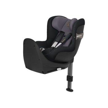 Cybex, Sirona S, i-Size, Fotelik samochodowy, 0-18 kg, Premium Black-Cybex