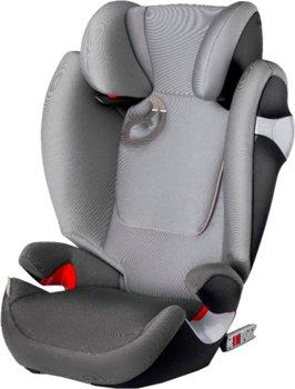 Cybex, Solution M-Fix, Fotelik samochodowy, 15-36 kg, Manhattan Grey-Cybex