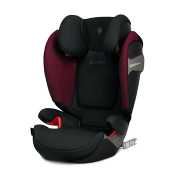 Cybex, Solution S-fix Ferrari, Fotelik samochodowy, 15-36 kg, Victory Black-Cybex