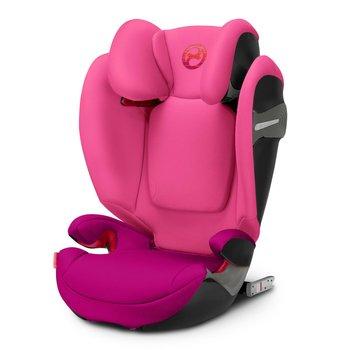 Cybex, Solution S-Fix, Fotelik samochodowy, 15-36 kg, Passion Pink-Cybex