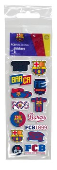 CYP Brands, naklejki FC Barcelona - CYP Brands