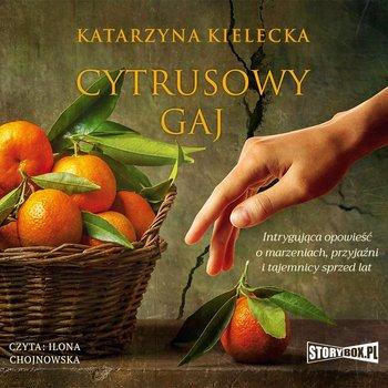 Cytrusowy gaj-Kielecka Katarzyna
