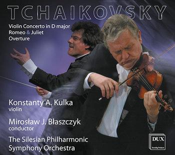 Czajkowski: Violin Concerto in D Major-Orkiestra Filharmonii Śląskiej, Kulka Konstanty Andrzej