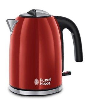 Czajnik elektryczny RUSSELL HOBBS 20412-70, 1,7 l, 2400 W, czerwony-Russell Hobbs
